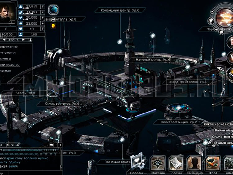 Скачать игру космические корабли на компьютер