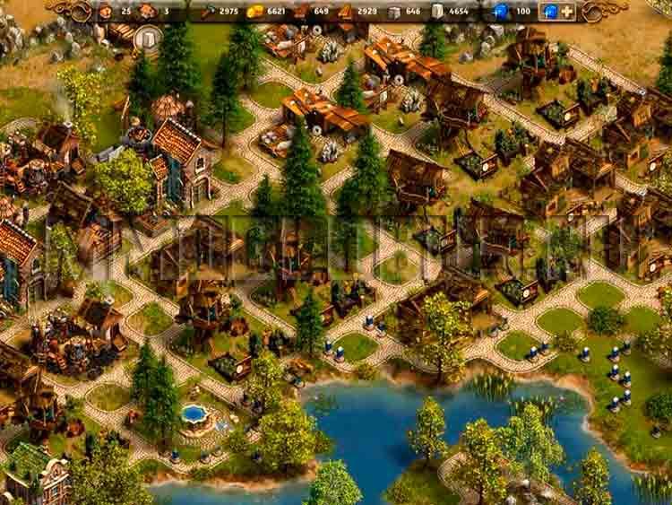 игра построй город стратегия мечты