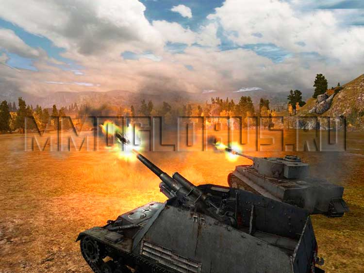 World Of Tanks Описание игры