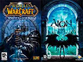 aion и world of warcraft