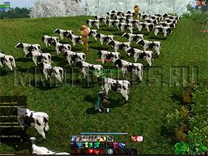 как заработать золото на коровах