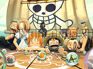 обзор One Piece Online