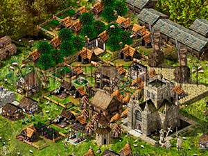 Обзор Stronghold Kingdoms