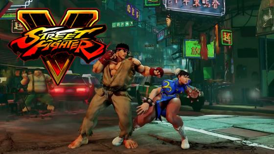 Street Fighter V : Arcade Edition - PCGames-Download