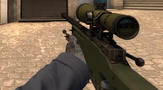 counter strike оружие
