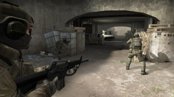 counter strike go командная игра
