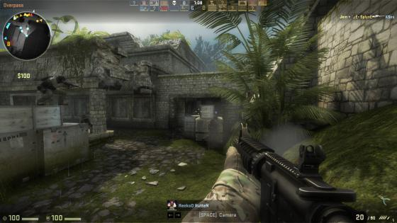 counter strike global offensive матч