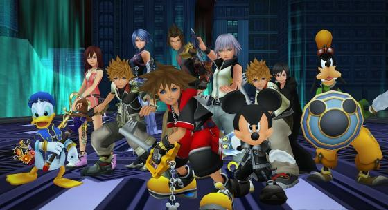 Kingdom Hearts HD 2.8 Final Chapter Prologue игра