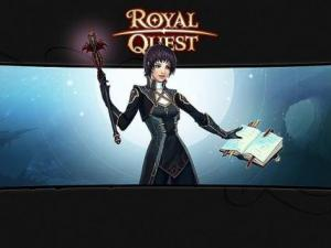 Royal Quest волшебник