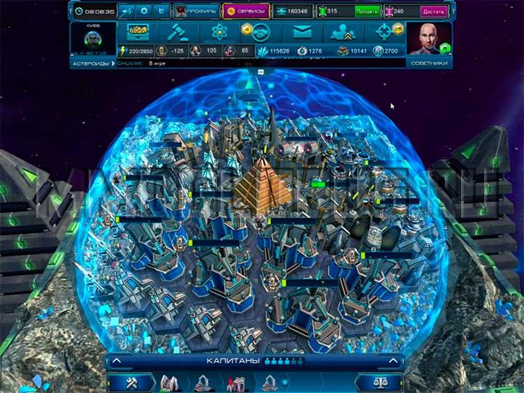 космические рейнджеры игра с выводом денег