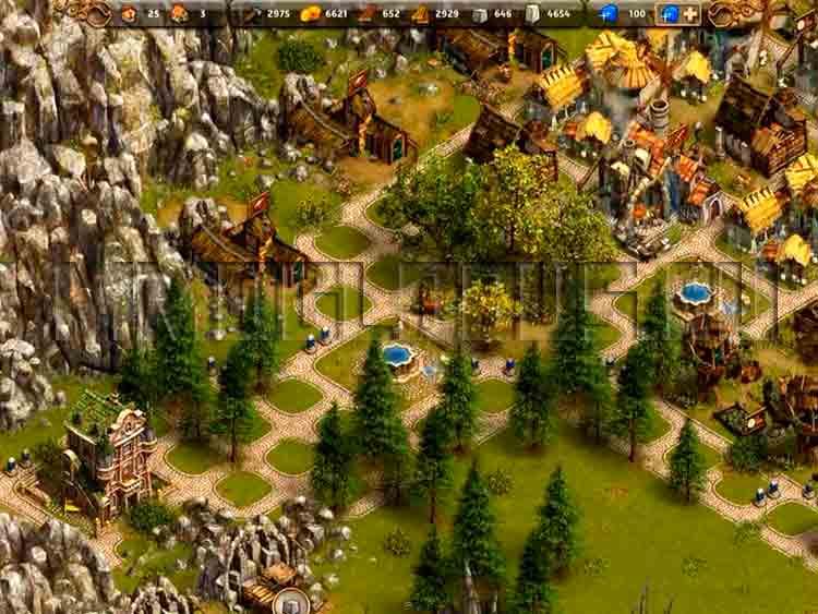 Онлайн стратегии с добычей ресурсов онлайн игры новые миры