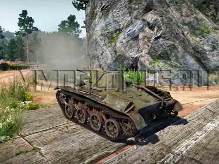 обзор танков вартандер