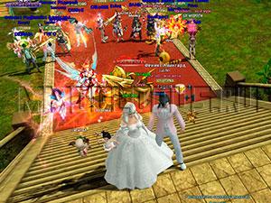 Свадьбы в Blood and Soul