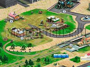 игра железные дороги