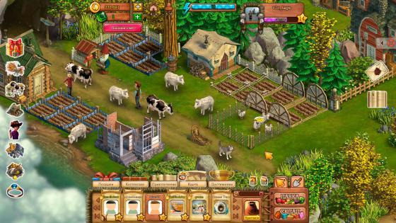 экономическая игра про ферму