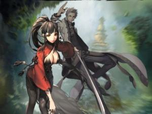 mmorpg blade and soul