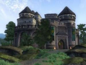 The Elder Scrolls IV: Oblivion крепость