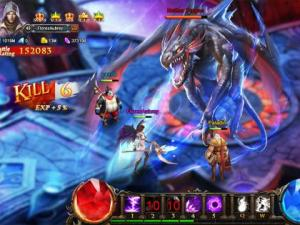 magerealm rise of chaos обзор игры