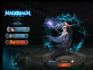 magerealm rise of chaos классы в игре