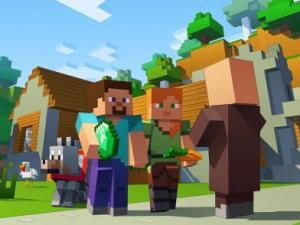 описание игры Minecraft