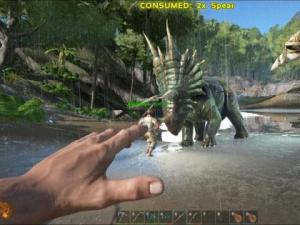 ARK: Survival Evolved выживание