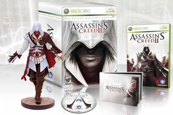 Assassin's Creed II Master Assassin Edition - издание Мастер Убийца