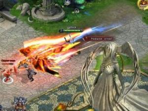сражение в игре Storm Online