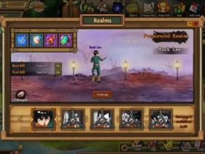 MMORPG unlimited ninja