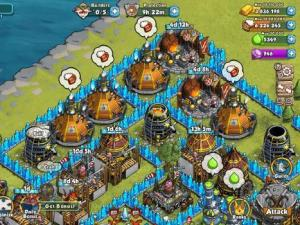 обзор Vikings: War of Clans