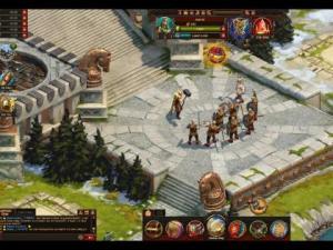 скриншот игры Vikings: War of Clans