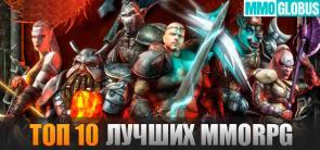 ТОП 10 лучших MMORPG